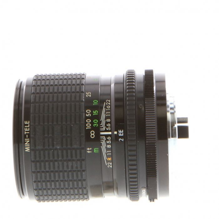 Sigma 135mm F/3.5 Mini-Tele Lens For Konica {52}