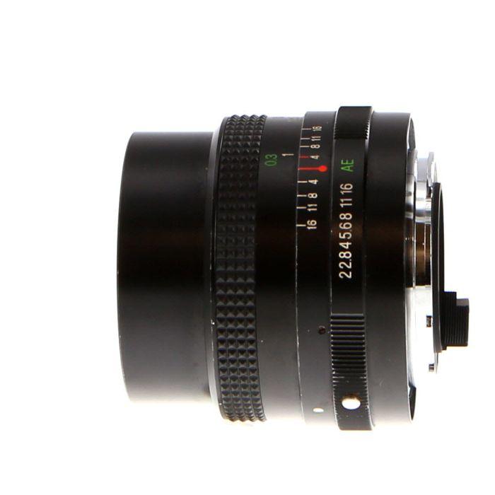 Vivitar 24mm f/2 MC EE AR Lens for Konica {52}