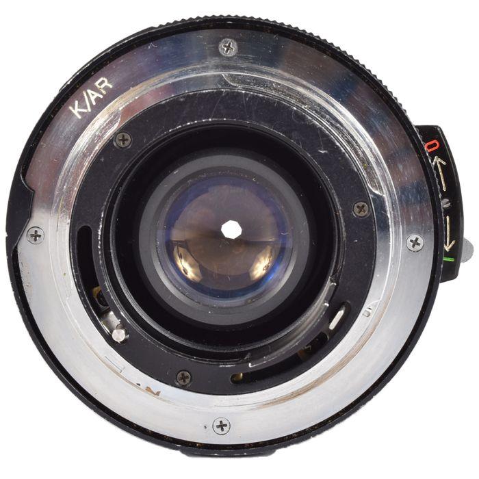 Vivitar 28mm f/2.5 Auto EE Lens For Konica {58}