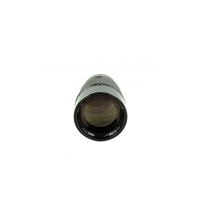 Vivitar 200mm F/3 Series 1 EE Lens For Konica {72}