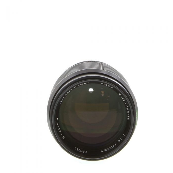 Miscellaneous Brand 135mm F/2.8 EE Lens For Konica {58}
