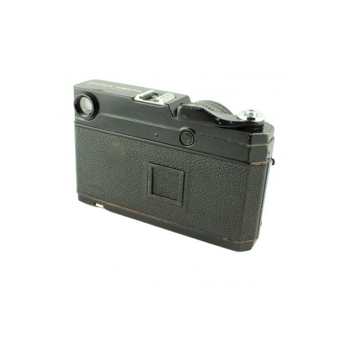 Fuji GM670 BL Medium Format Camera with 100mm f/3.5 Lens {72}