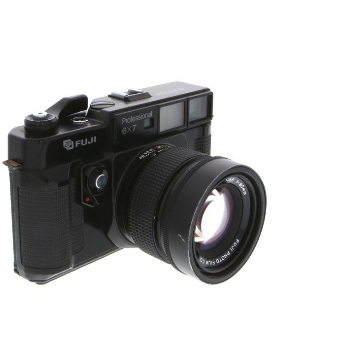 Fuji GW670II Medium Format Camera, 90mm f/3.5 (67)