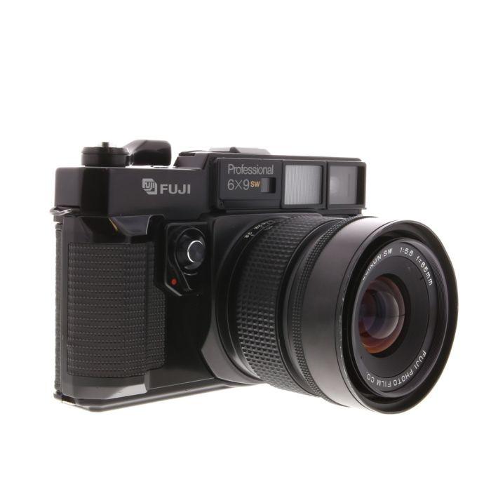 Fuji GSW690II Medium Format Camera, 65mm f/5.6 (67)