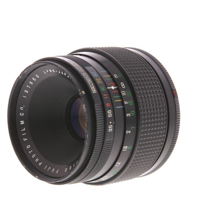 Fuji Fujinon 100mm f/3.5 S Lens for G690 Series {72}