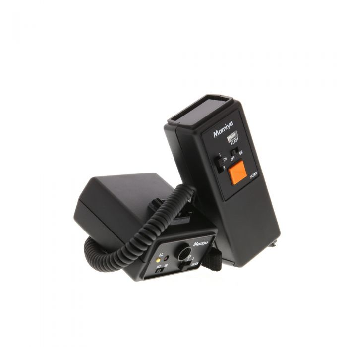 Mamiya Infrared Remote Control Set RS402