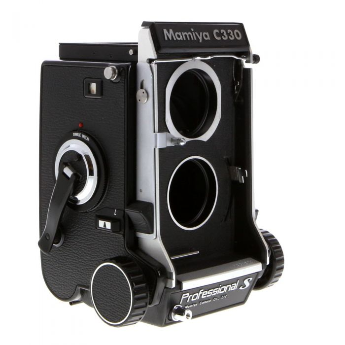 Mamiya C330 S Medium Format TLR Camera Body Without Waistlevel Finder