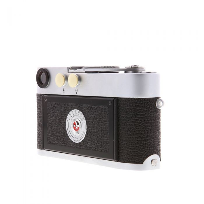 Leica M3 Single Stroke Preview Lever, 35mm Rangefinder Camera Body