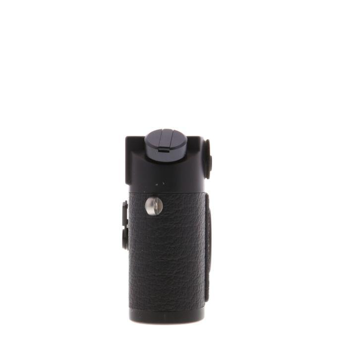 Leica M6 (Original) (.72X Finder/28-135mm) 35mm Rangefinder Camera Body, Black (10404)