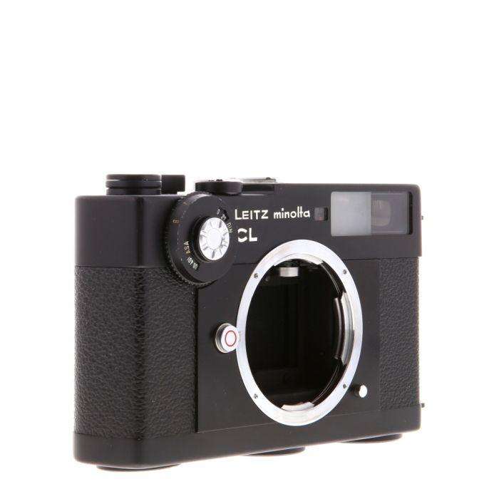 Minolta CL 35mm Rangefinder Camera Body