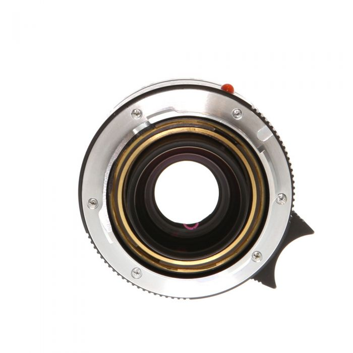 Leica 35mm f/2 Summicron-M Aspherical M-Mount Lens, Germany Black {39} 11879