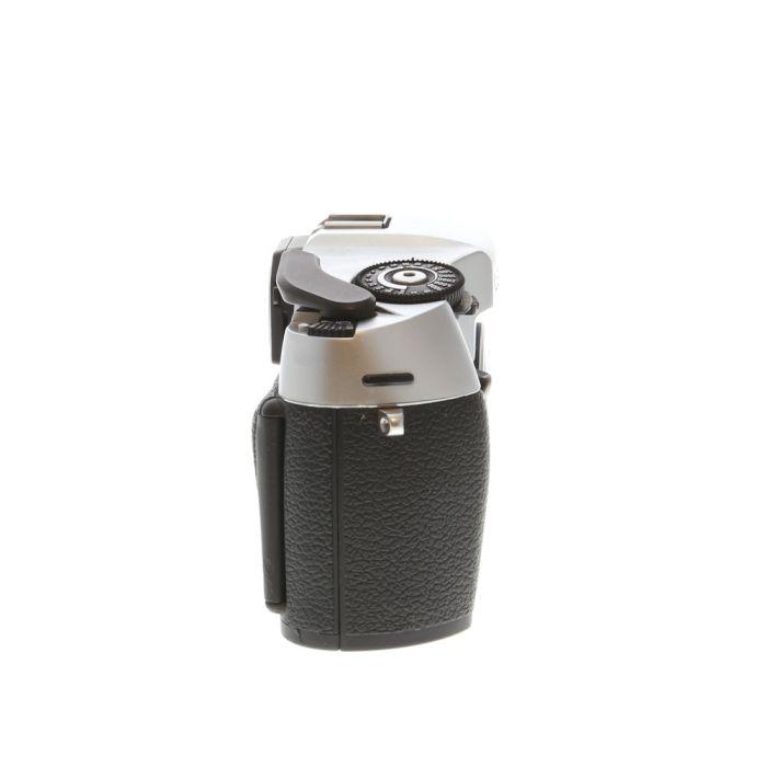 Leica R8 Chrome 35mm Camera Body