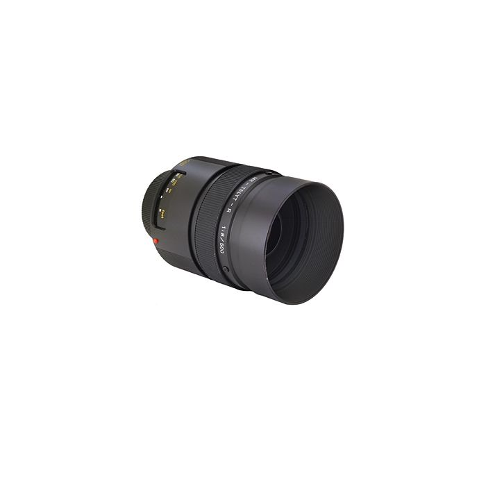 Leica 500mm f/8 MR-Telyt-R Mirror R-Mount Lens, Late {32}