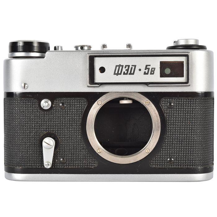FED 5B 35mm Rangefinder Camera Body