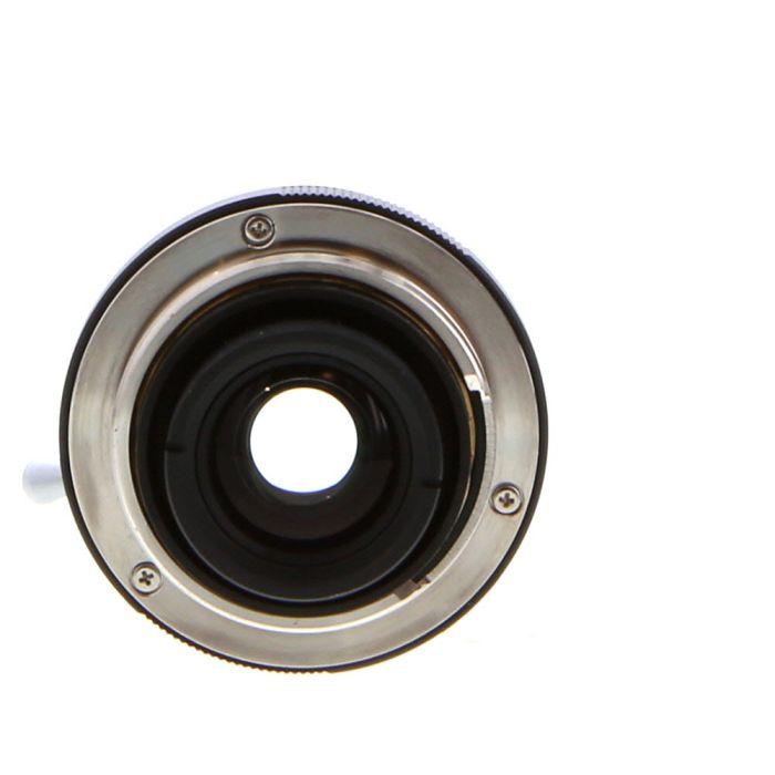 Voigtlander 35mm F/2.5 Color Skopar Black Classic Lens For Leica Screw Mount {39}