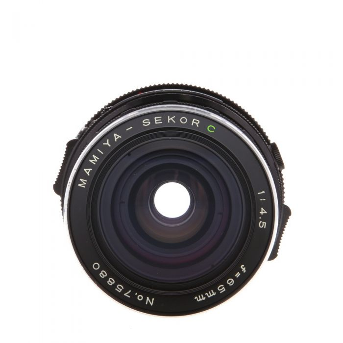 Mamiya 65mm f/4.5 C Lens for RB67 {77}