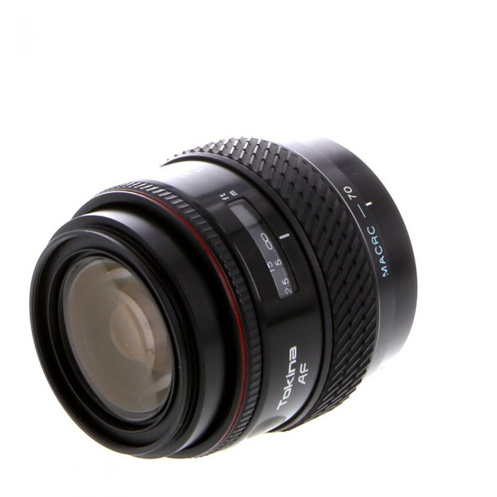 Tokina 28-70mm F/3.5-4.5 Macro Autofocus Lens For Minolta Alpha Mount (Only Compatible With 7000 & 9000 Models) {52}