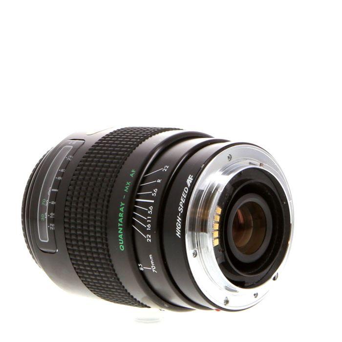 Miscellaneous Brand 70-210mm F/4-5.6 Macro Autofocus Lens For Minolta Alpha Mount {52}