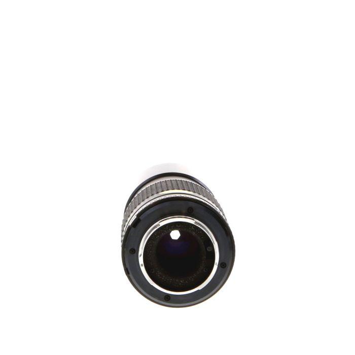 Minolta 200mm F/4 Tele Rokkor-X MD Mount Manual Focus Lens {55}