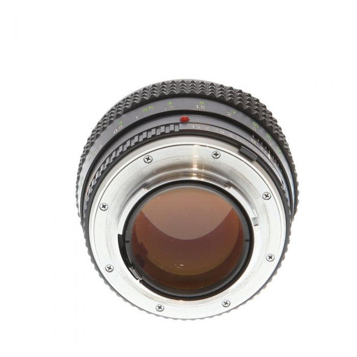 Minolta 58mm F/1.2 Rokkor-X MC Mount Manual Focus Lens {55}