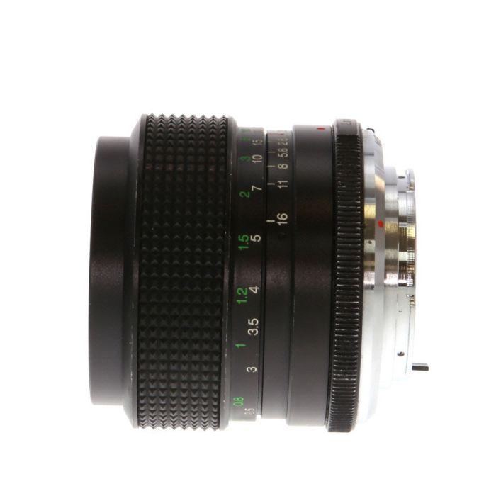 Vivitar 35mm F/2.8 Auto-Wide Manual Focus Lens For Minolta MC Mount {52}