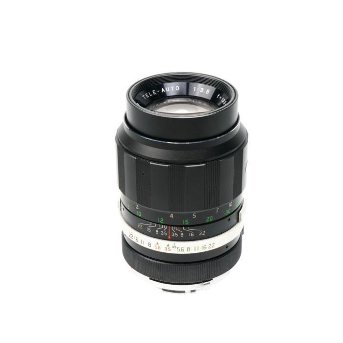 Soligor 135mm f/3.5 Manual Focus Lens for Minolta MC-Mount {49}