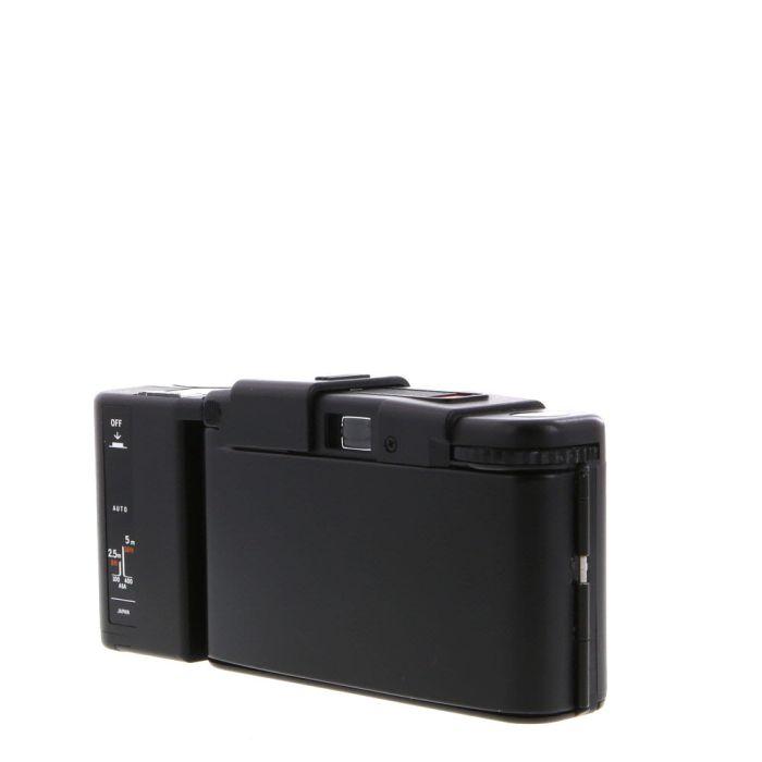 Olympus XA2 35mm Camera, Black