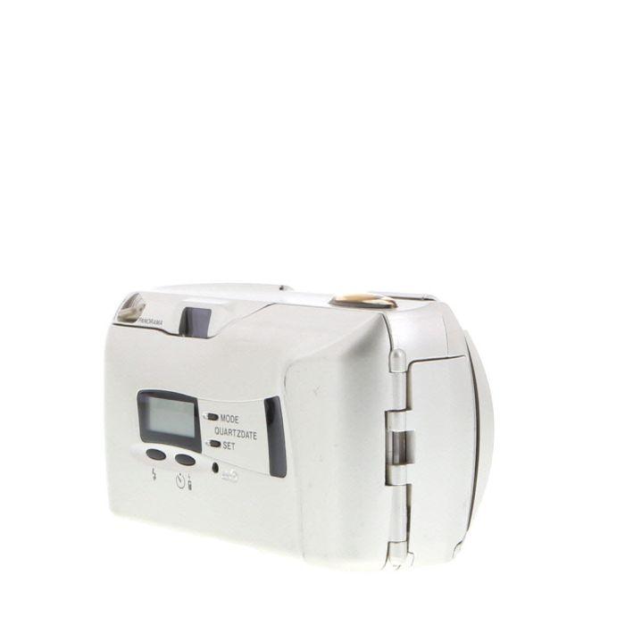Olympus Stylus Epic DLX Quartz Date All Weather 35mm Camera with 35mm f/2.8