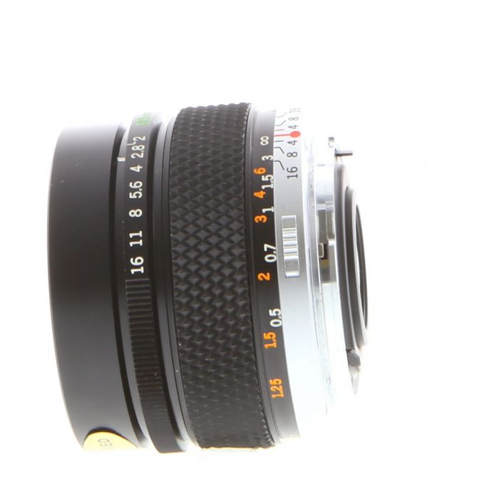 Olympus Zuiko 35mm F/2 OM Mount Manual Focus Lens {55}