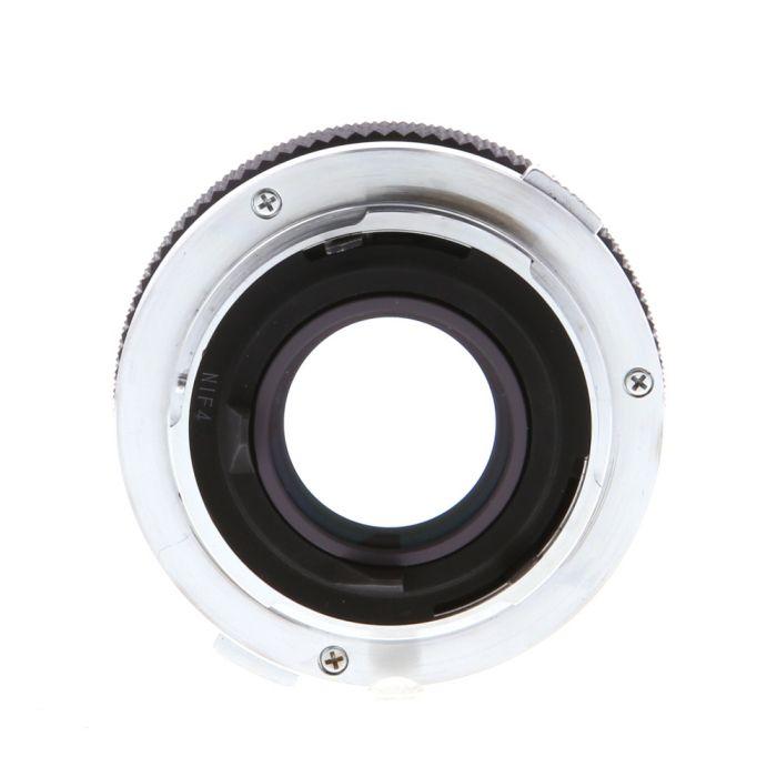 Olympus Zuiko 40mm F/2 OM Mount Manual Focus Lens {49}