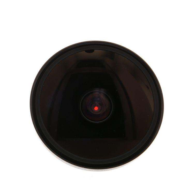 Olympus Zuiko 8mm F/2.8 Fish-Eye OM Mount Manual Focus Lens
