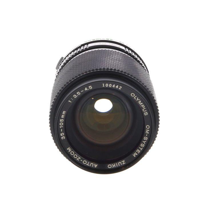 Olympus Zuiko 35-105mm F/3.5-4.5 OM Mount Manual Focus Lens {55}