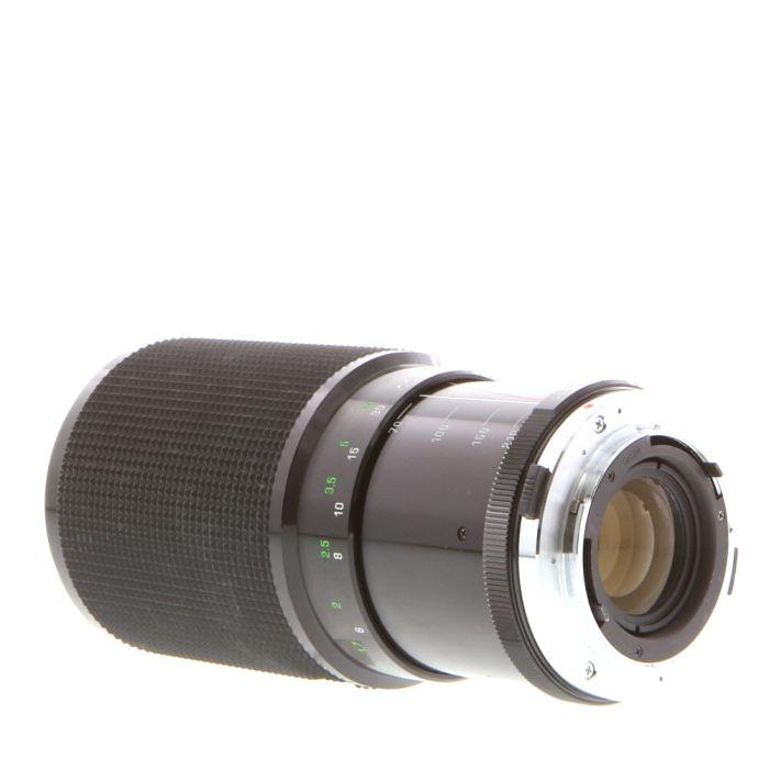 Vivitar 70-210mm F/3.5 Series 1 Macro Manual Focus Lens For Olympus OM Mount {62}