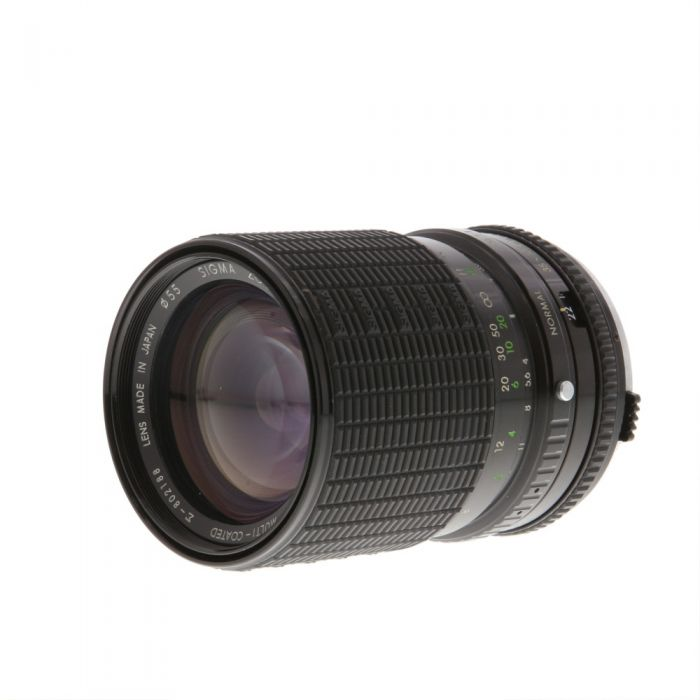 Miscellaneous Brand 35-105mm F/3.5-4.5 Macro Manual Focus Lens For Olympus OM Mount {55}
