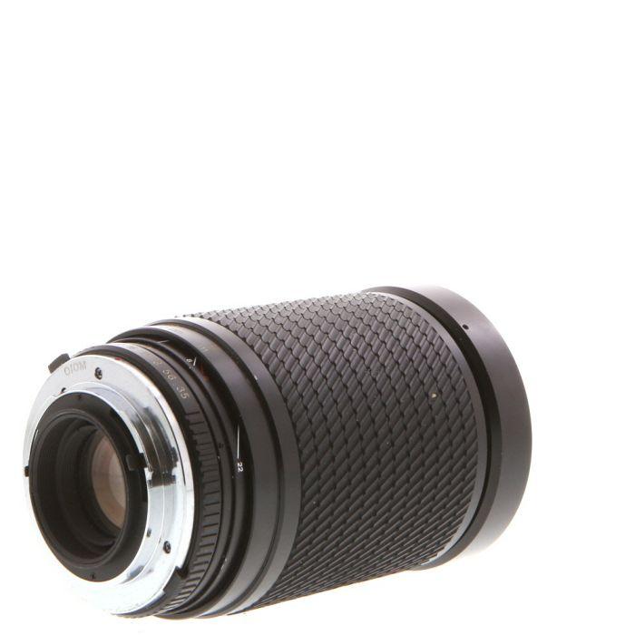 Tokina 28-200mm F/3.5-5.3 SZX Manual Focus Lens For Olympus OM Mount {72}