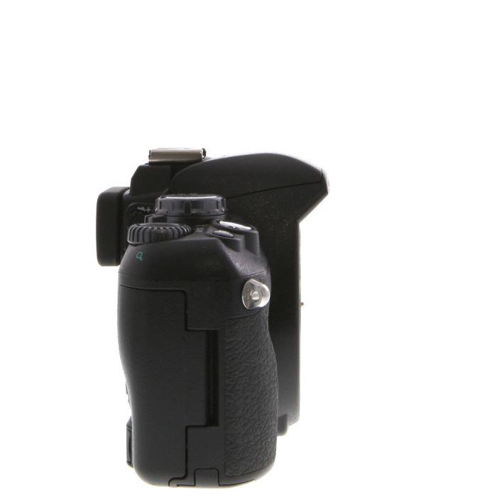 Olympus E-410 Four Thirds DSLR Camera Body {10MP}