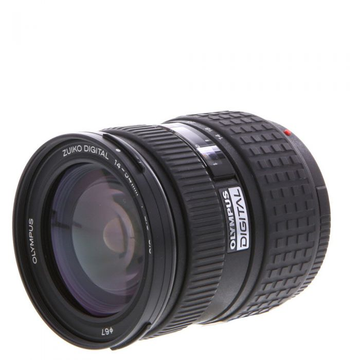 Olympus Zuiko Digital 14-54mm f/2.8-3.5 AF Lens For Four Thirds System {67}