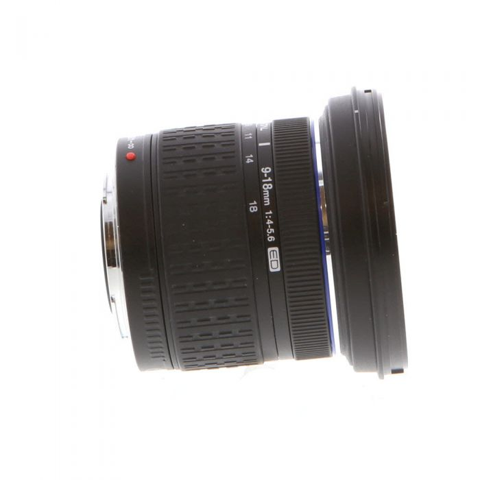 Olympus Zuiko Digital 9-18mm f/4-5.6 ED AF Lens for Four Thirds System {72}