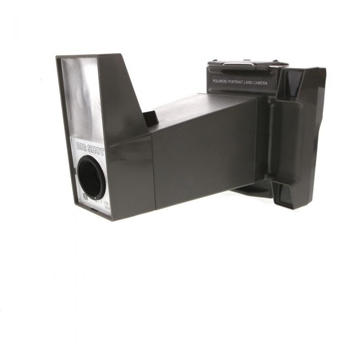 Polaroid Big Shot Camera, Without T Handle