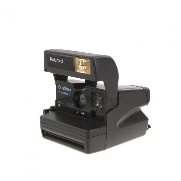 Polaroid One Step Close Up 600 Camera with Frog Tongue