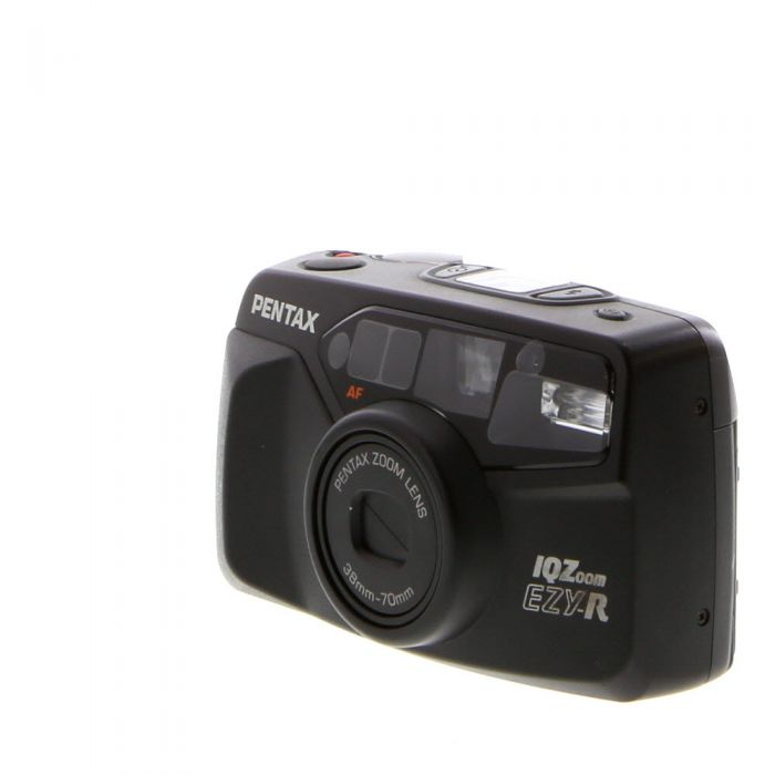 Pentax IQ Zoom EZY-R 35mm Camera (38-70mm)
