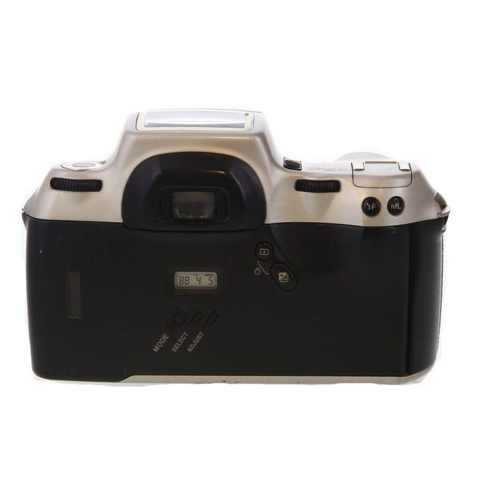Pentax PZ-1 QD Silver 75TH Anniversery 35mm Camera Body