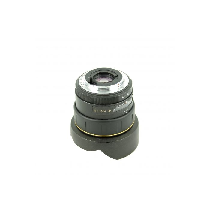 Tamron 14mm F/2.8 Aspherical SP IF Autofocus Lens For Pentax K Mount {Rear Gel}