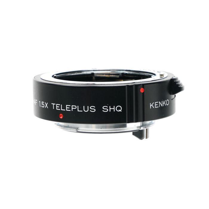 Kenko 1.5X Teleplus PZ SHQ DG Teleconverter, for Pentax