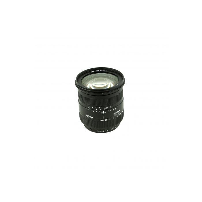 Sigma 24-135mm F/2.8-4.5 Autofocus Lens For Pentax K Mount {77}