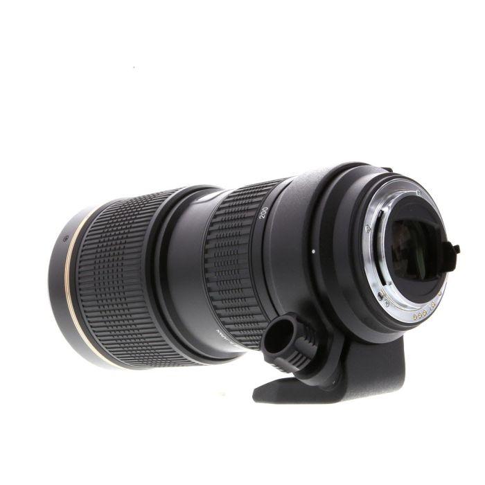 Tamron 70-200mm F/2.8 DI LD IF SP Autofocus Lens For Pentax K Mount {77}