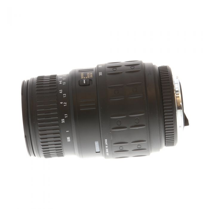 Quantaray 70-300mm F/4-5.6 LDo Macro Autofocus Lens For Pentax K Mount {58}