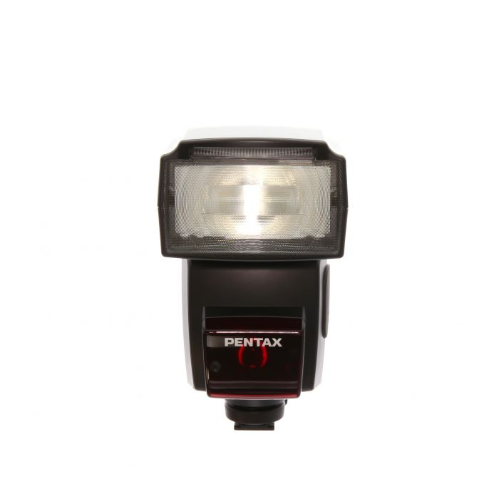 Pentax AF540FGZ (MZ/PZ/SF/ZX/DSLR) Flash [GN177' AT 85mm] {Bounce, Swivel, Zoom}