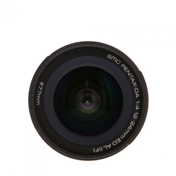 Pentax 12-24mm F/4 SMC DA ED AL IF K Mount Autofocus Lens For APS-C Sensor DSLRS {77}