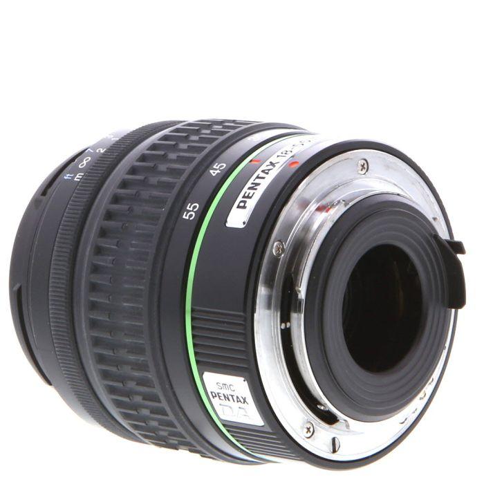 Pentax 18-55mm F/3.5-5.6 SMC DA AL II K Mount Autofocus Lens For APS-C Sensor DSLRS {52}